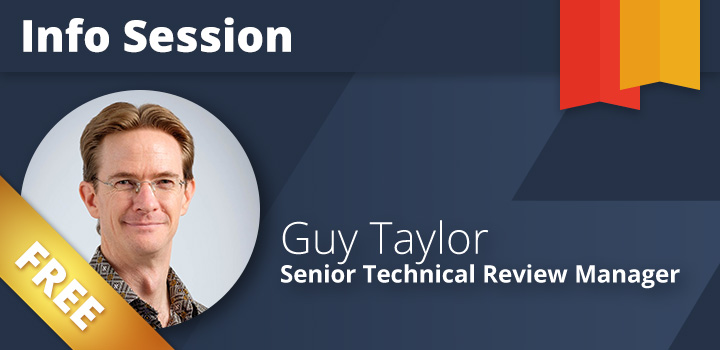 Course-InfoSession-GuyTaylor